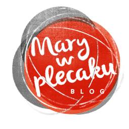 Mary w plecaku