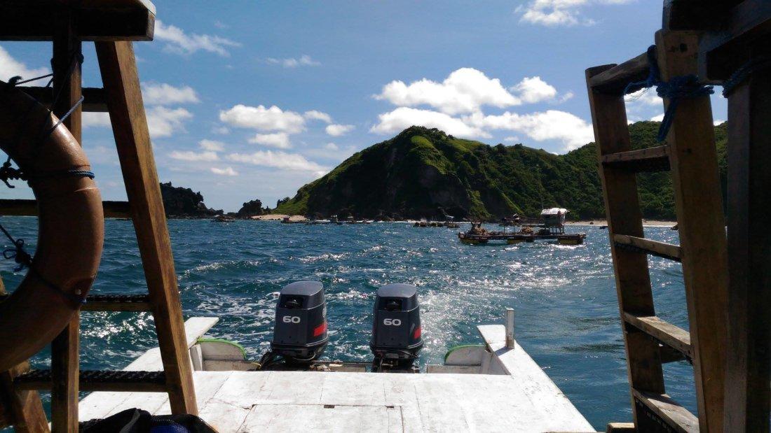 nurkowanie na lomboku