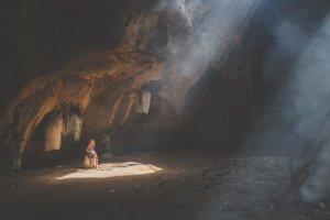 Lombok jaskinia nietoperzy batu cave